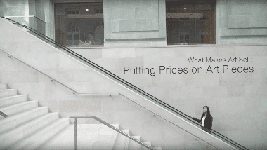 What Makes Art Sell? Putting Prices on Art Pieces